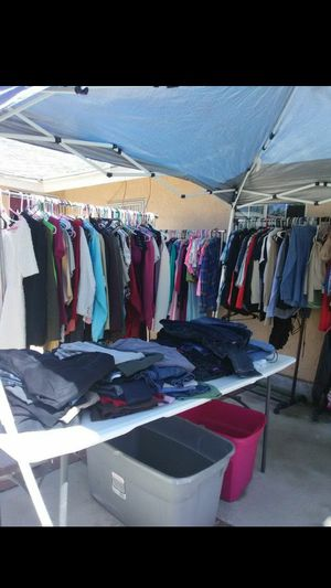 Clothing for men / women / kids / babies👶👦👧 for Sale in Moreno Valley, CA