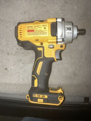 "DeWalt 1/2"""" Cordless Impact Wrench for Sale in Oklahoma City, OK"