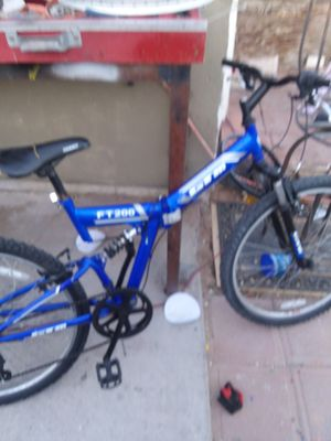 Gtm folding mountain bike for Sale in Las Vegas, NV