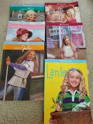 American Girl books for Sale in Hudson, NH
