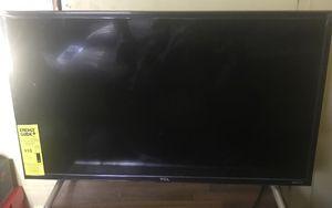 32 inch Tcl Roku Smart Tv for Sale in Detroit, MI