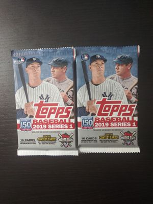 Topps Baseball Trading Cards for Sale in Ontario, CA