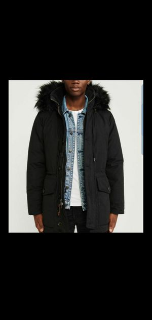Parka Arbercrombie winter jacket, waterproof, insulated for Sale in Arlington, VA