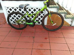 Avigo 24 inch Mountain small adult kids bike for Sale in East Brunswick, NJ