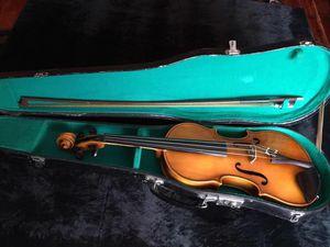 Violin. 1969 Kiso Suzuki 3/4 Violin, Copy of Antonius Stradivarus 1720. for Sale in Hialeah, FL