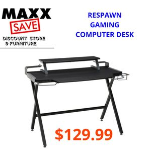 Respawn gaming computer desk for Sale in Garland, TX