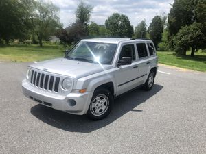 2009 Jeep patriot 4x4 for Sale in Bowie, MD