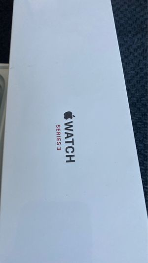 Apple Watch 3 series must buy phone in other post for Sale in Washington, DC