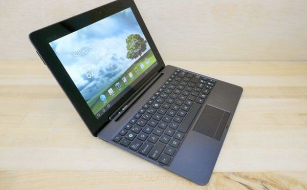 Tablet Laptop ASUS Eee Pad Transformer Prime TF201 Wi-Fi with Keyboard