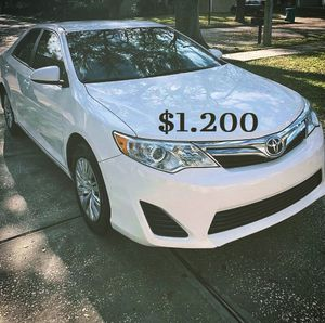 🍀**Urgent Sale $1.200_Clean Title_2013 toyota camry** for Sale in Chicago, IL