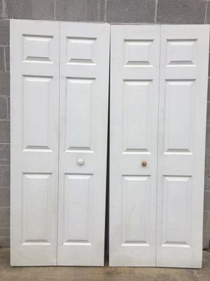3 Bifold & Sliding Closet doors for Sale in Pittsburgh, PA