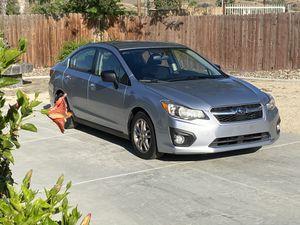 2013 Subaru Impreza sedan for Sale in Corona, CA