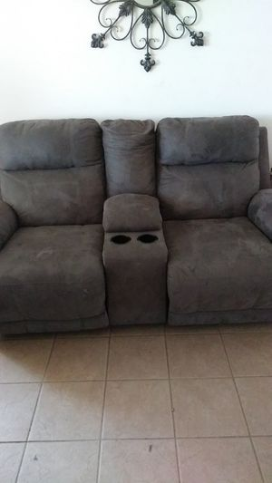 Ashley sofa/recliner for Sale in Selma, CA