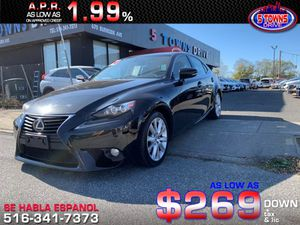 2014 Lexus IS for Sale in Inwood, NY