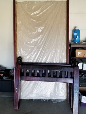 Twin bed frame for Sale in Modesto, CA