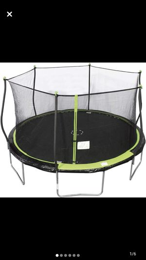Trampoline brand new 14ft bounce pro! for Sale in Perry, OH