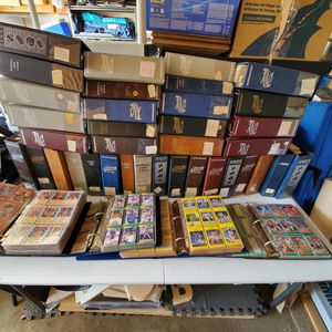 Baseball Card Books Today Special $20 Each Or 2 For $30 for Sale in Huntington Beach, CA