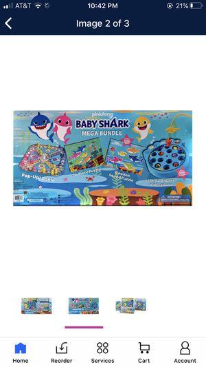 Baby Shark Mega Bundle for Sale in Pembroke Pines, FL