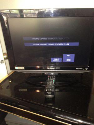 Sharp television for Sale in Daytona Beach, FL