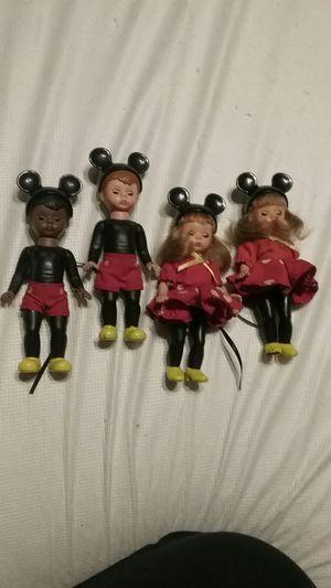 Madame Alexander Mickey Mouse Club dolls for Sale in Wichita, KS