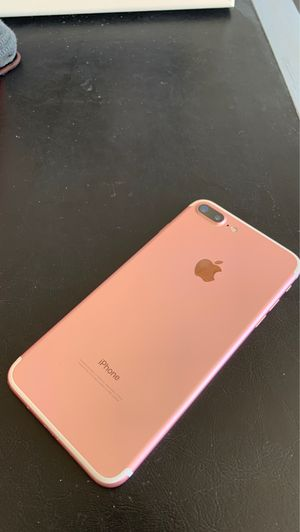 iPhone 7 Plus T Mobile for Sale in Bay City, MI
