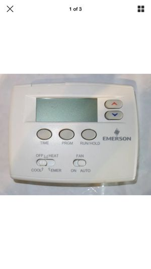 Emerson Thermostat Model 1F82-0261 for Sale in Riverside, CA
