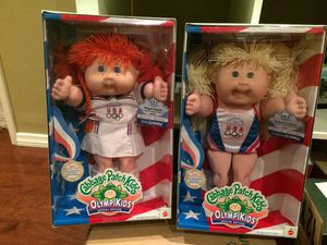 Olympikids Cabbage Patch Kids Duo for Sale for sale  Upland, CA