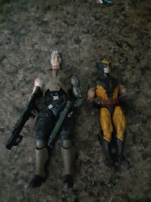 Two action figures for Sale in San Jose, CA