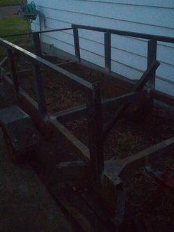 Trailer Frame 4x8 Deck for Sale in Woodburn,  OR