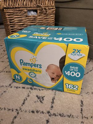 Pampers Newborn Diapers for Sale in Chalfont, PA