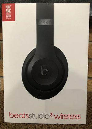 Beats Studio 3 Wireless for Sale in Dearborn, MI