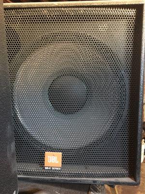 JBL. Dj/concert speakers. for Sale in Chicago, IL