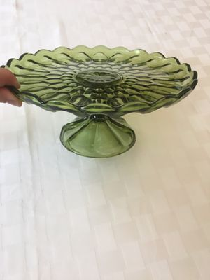 Footed Cake Plate for Sale in Elkton, VA