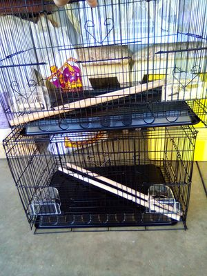 New Bird Cage 19x13x13 for Sale in Azusa, CA