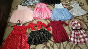 EASTER DRESSES 4-5 T for Sale in San Bernardino, CA