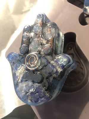 Hamsa hand handmade orgone! for Sale in Sanford, FL
