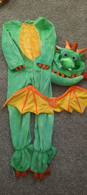 Small 5-T(size chart included)- amazing quality Dragon costume for Sale in Salt Lake City, UT