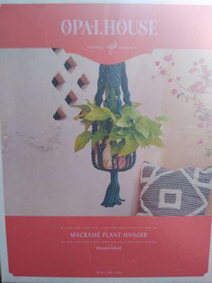 Macrame Plant Hanger for Sale in Mesa, AZ