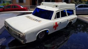Rare Large 1960's Battery Operated Ambulance for Sale in Miami, FL