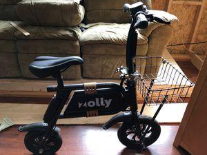 Zolly folding electric bike for Sale in Seattle, WA