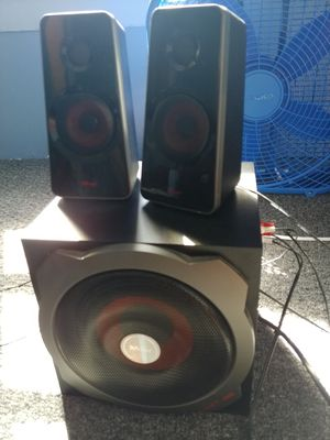 Speakers with subwoofer for Sale in Corning, NY
