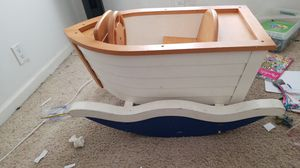 Nice Rocking boat for toddlers for Sale in Brentwood, CA
