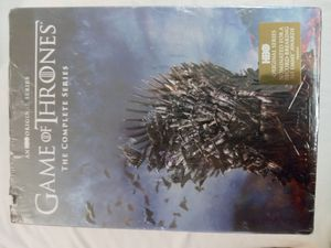 Game of thrones complete series 1-8 DVD collection for Sale in Scottsdale, AZ