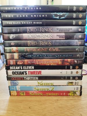 DVDS for Sale in Hoquiam, WA