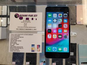 Unlocked Black iPhone 6S 32gb for Sale in Melbourne, FL
