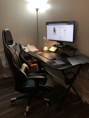Gaming chair for Sale in Brookline, MA