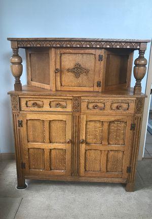 Antique Quart Cabinet for Sale in Camas, WA