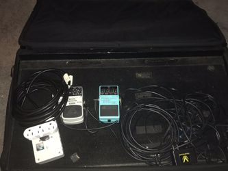 Gator GPT-PRO Pedal Tote Pro Pedalboard with Carry Bag for Sale in Long Beach,  CA