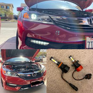 Automotive led headlight kits leds fit all cars and trucks csp Cobb for Sale in Bloomington, CA