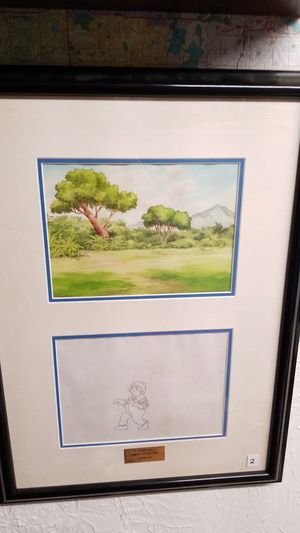 Raggedy Ann and Andy Orginal Cell with COA for Sale in Boardman, OH